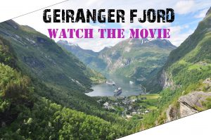 Geiranger Fjord the movie