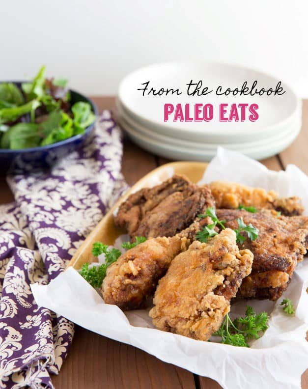 Paleo Southern-Style Buttermilk Fried Chicken