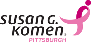 Susan G Komen Pittsburgh logo