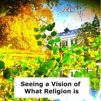 Reconocimiento Fotográfico:Instagram– Poseyendo una Visión de lo que la Religión es