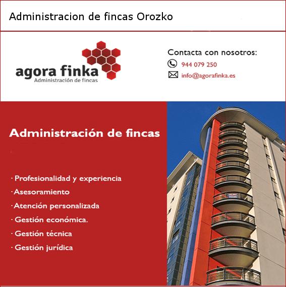 Administracion de fincas Orozko