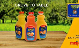 indian river select juice now at Meijer