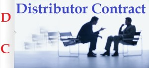 Distributor Contract
