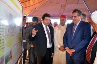 Akhannouch lance deux projets agricoles à Tiznit