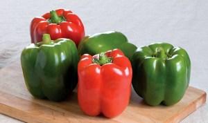 πιπεριές αγροτική έκφραση