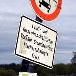 59-Dessau-Roßlau Dessau Weg Große Mückenberge Blick Nach Südwesten