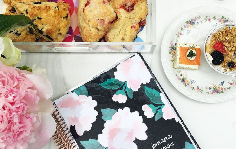 Erin Condren Life Planner launch at Au Fudge West Hollywood
