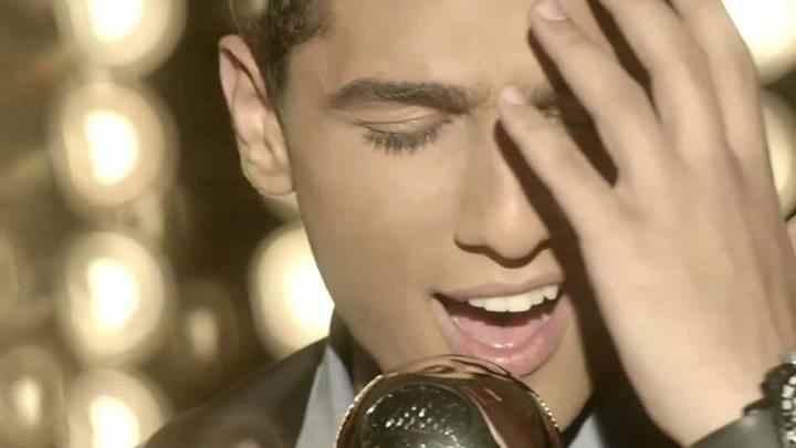 محمد عساف سيغني في حفل افتتاح مونديال 2014