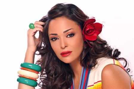 الممثلة داليا البحيري تصاب بنزيف حاد