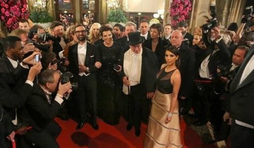 زوجة الملياردير النمساوي