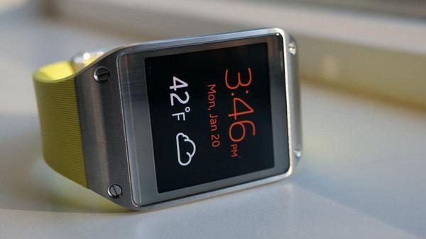 ساعة غالاكسي جير الذكية من سامسونغ تحديث جذري