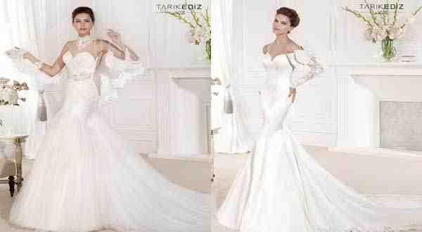 فساتين زفاف 2015 من تصميم طارق اديز