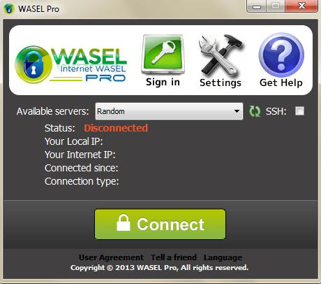 برنامج واصل كسر بروكسي vpn سريع لجميع الاجهزة الذكية والكمبيوتر