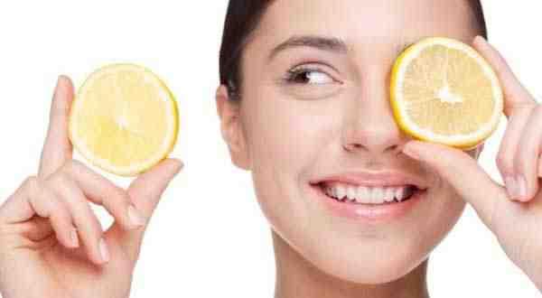 مقشر و مبيض طبيعي فعال جداً للبشرة من الليمون