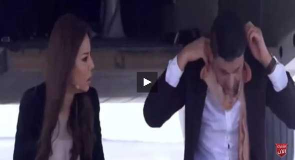 شاهد رامز واكل الجو مع فريال يوسف الحلقة 20 وقفزها من الطائرة بكل شجاعة