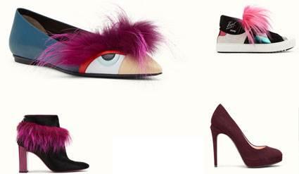 احذية فندي 2016 الجديدة لإطلالة جذابة