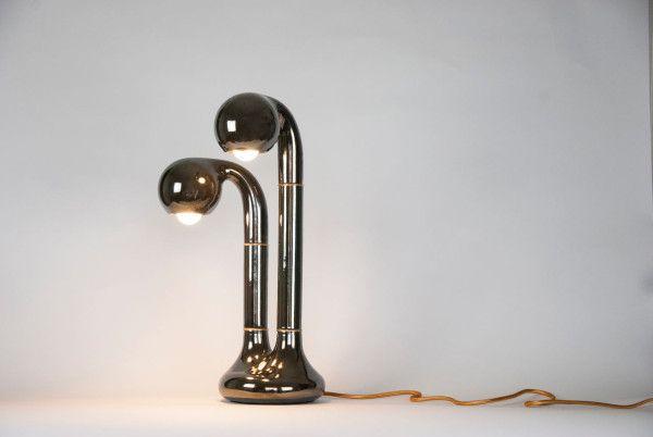 مصباح-طاولة