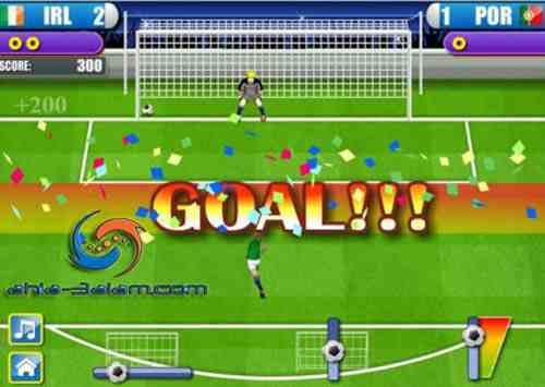 تطبيق Penalty Cup 2014 لعبة ركلات الترجيح كأس العالم 2014