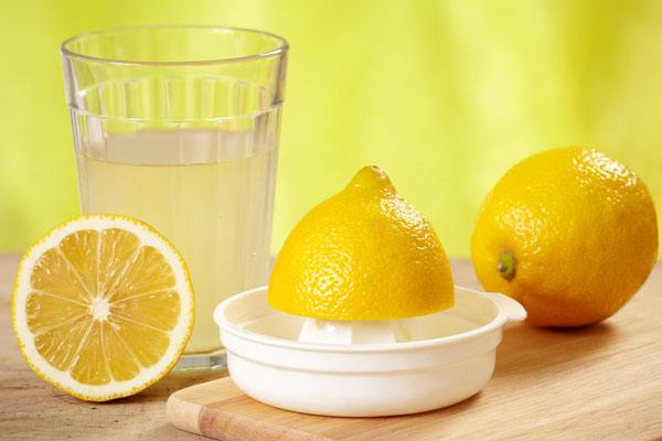 خلطات تنحيف من الليمون