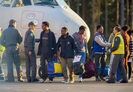 السويد تشديد قوانين الهجرة