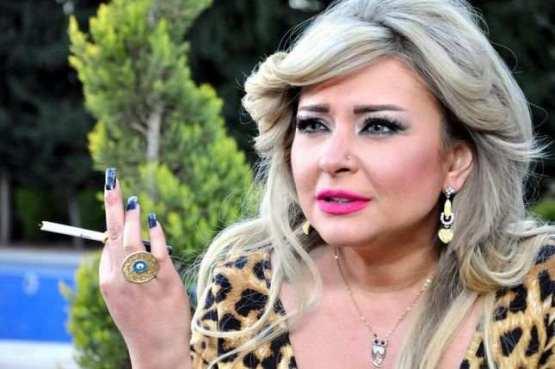رندة مرعشلي الفنانة السورية