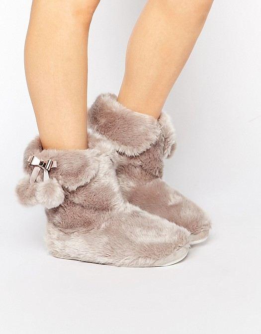 صور احذية شتوية منزلية للمزيد من الدفئ و الراحة