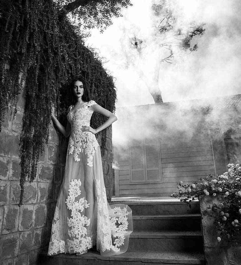 تشكيلة فساتين زفاف 2017