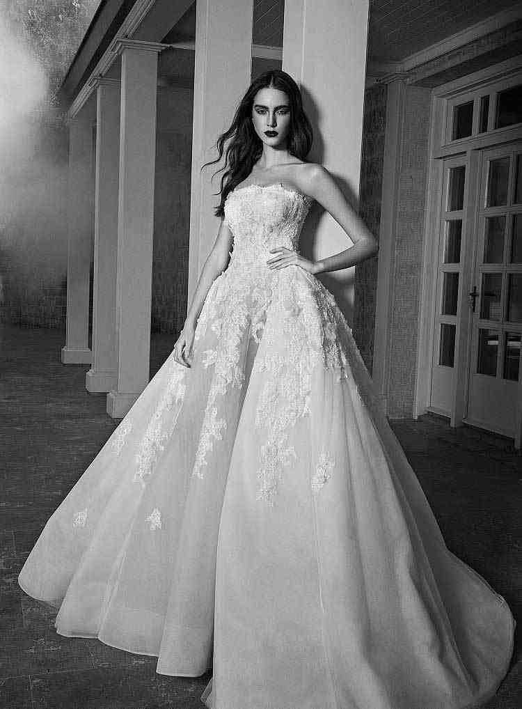 فساتين زفاف زهير مراد