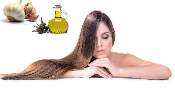 الثوم وصفة مذهلة لتطويل الشعر و العناية الفائقة به