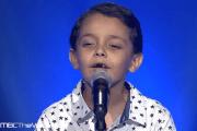 شاهد ذا فويس كيدز أحمد السيسي - دار يا دار - مرحلة الصوت