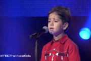 شاهد ذا فويس كيدز عبد الرحيم الحلبي - ما احلى الفسحة - مرحلة الصوت