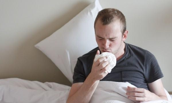التخلص من التهاب الرئتين و السعال