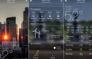 تطبيق حالة الطقس من ياهو Yahoo Weather اندرويد و أبل