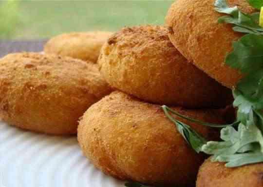 كبة البطاطا اللبنانية من مطبخ احلى عالم