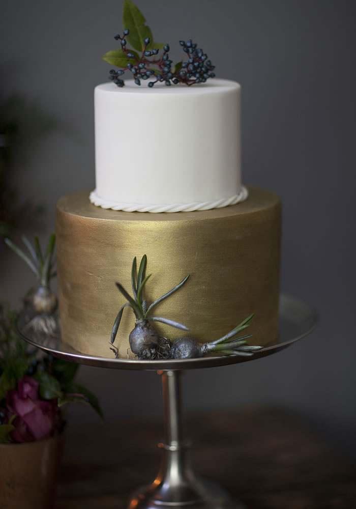 تصاميم فريدة لكعكة العرس