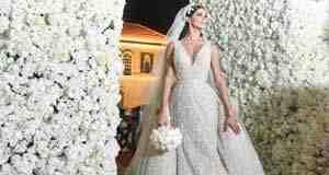 بالصور حفل زفاف اللبنانية ريما فقيه ملكة جمال امريكا