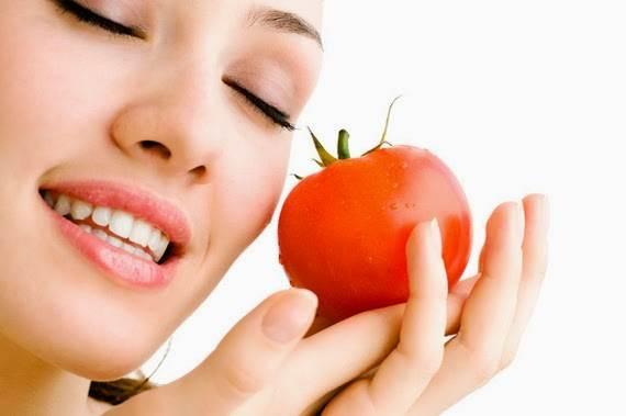فوائد الطماطم للشعر و البشرة غذاء و دواء