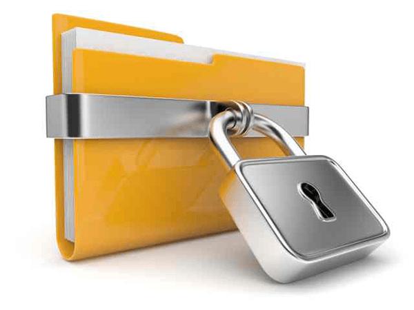 تحميل برنامج Secure Folders لإخفاء أي مجلد أو حمايته بكلمة سر