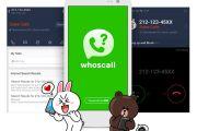 تطبيق معرفة اسم المتصل حتى لو لم يكن مسجل لديكم تطبيق LINE Whoscall