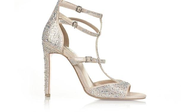 أحذية عروس 2017 أنيقة تضمن لك زفاف لا ينسى من كيري جيري