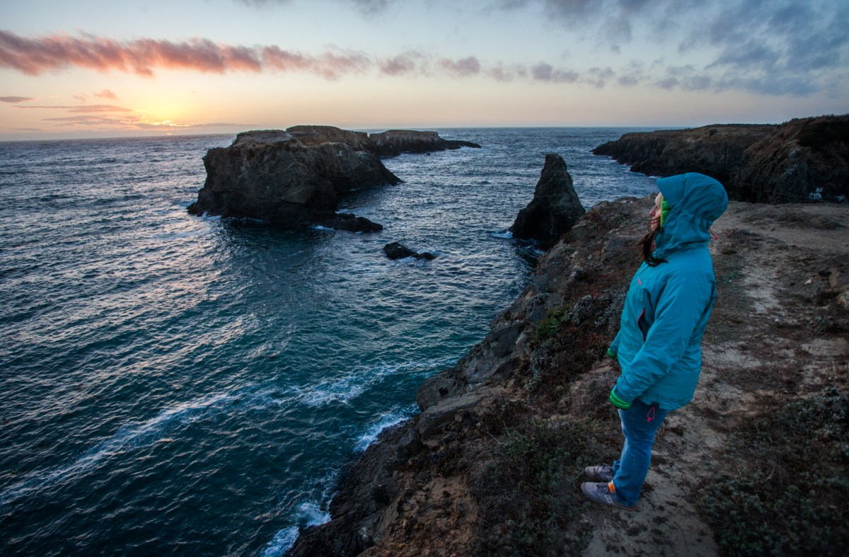 Photographer Re Wikstrom in Mendocino California