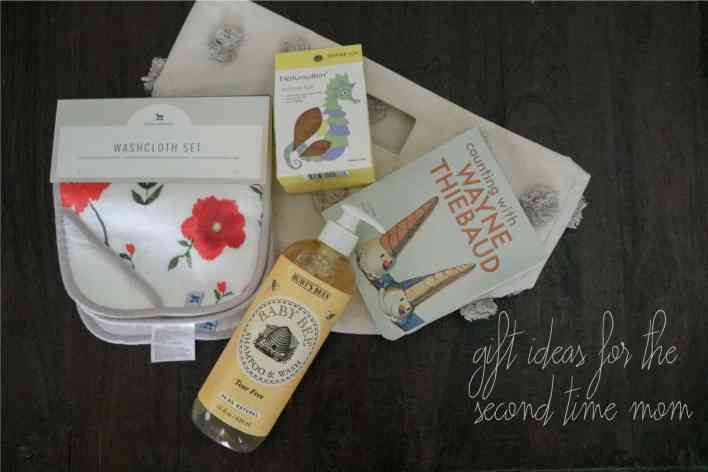 Gift ideas for the second-time mom|Ahrens at Home