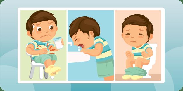 mencegah diare pada anak