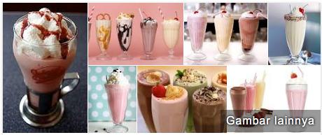 milk shake susu kocok