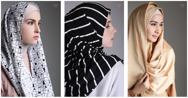 Selendang Hijab Instan Shawl Collections