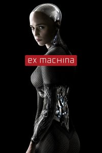 "Poster for the movie ""Ex Machina"""