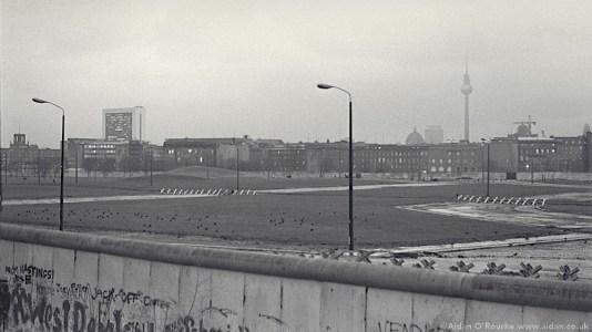 Berlin Wall 1982
