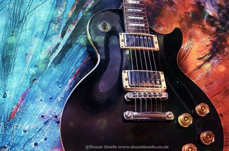 GUITART by Shaun Keefe