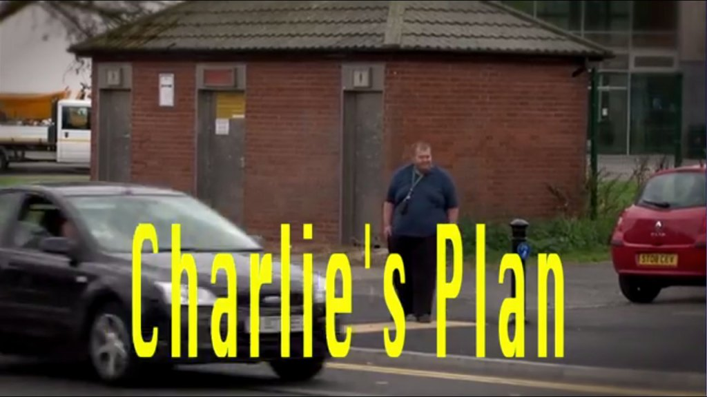Charlie's Plan Movie Title Screenshot