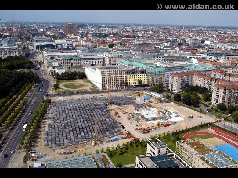 Berlin Jewish Memorial 2004